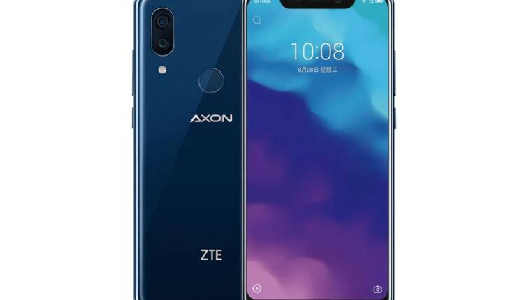 گوشی هوشمند ZTE