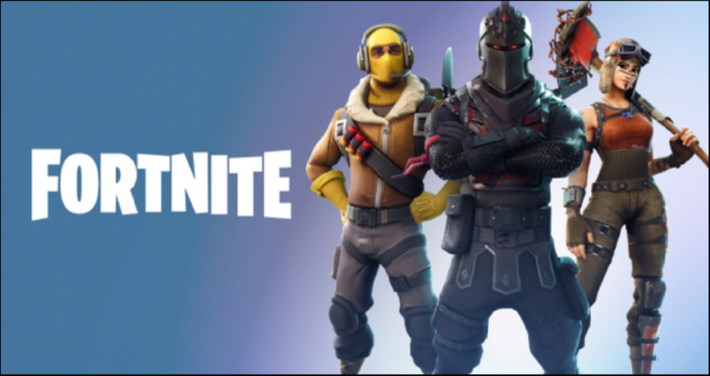 نصب بازی Fortnite
