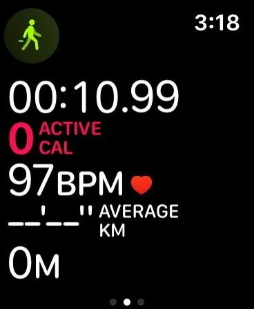 نحوه کار کردن با قابلیت Workout در اپل واچ