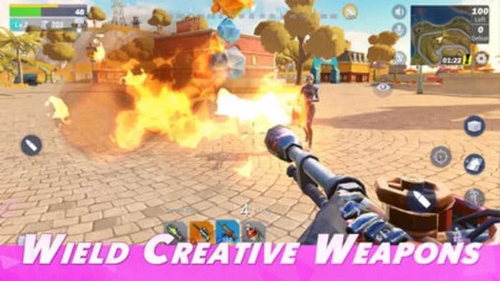 بازیهای جایگزین Fortnite در سیستمعامل iOS