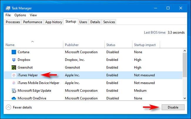 غیرفعال کردن قابلیت اجرای خودکار iTunes