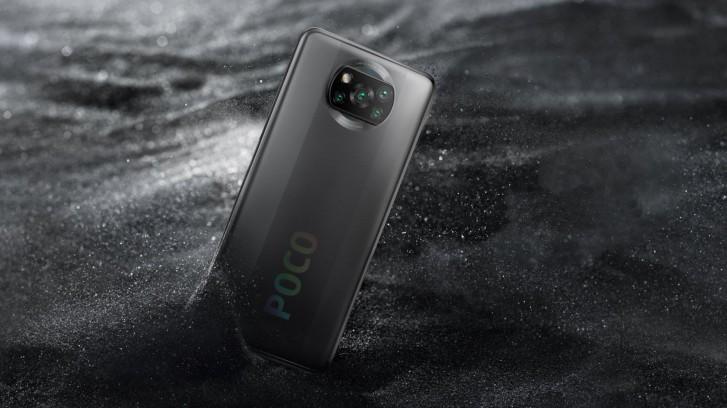 پوکو NFC X3