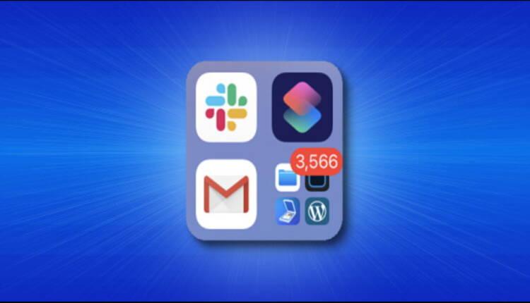 نمایش و مخفی کردن نوتیفیکیشنها در کتابخانه اپلیکیشنهای آیفون و آیپد