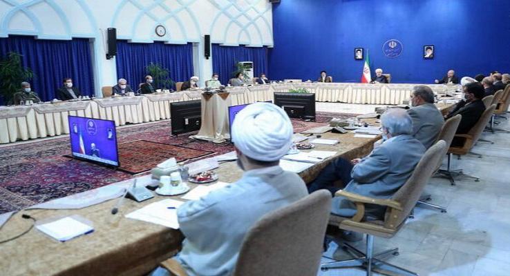 ۵۰ اقدام کلان شیکه ملی اطلاعات