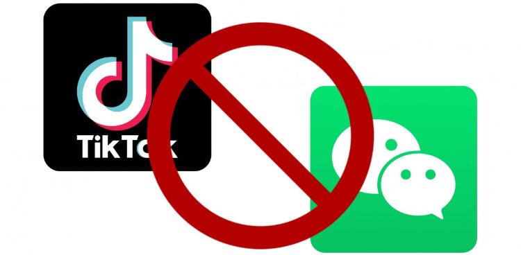 تحریم های جدید TikTok و WeChat