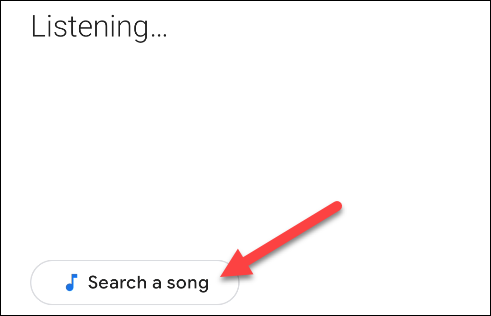 جستجو کردن آهنگ در گوگل