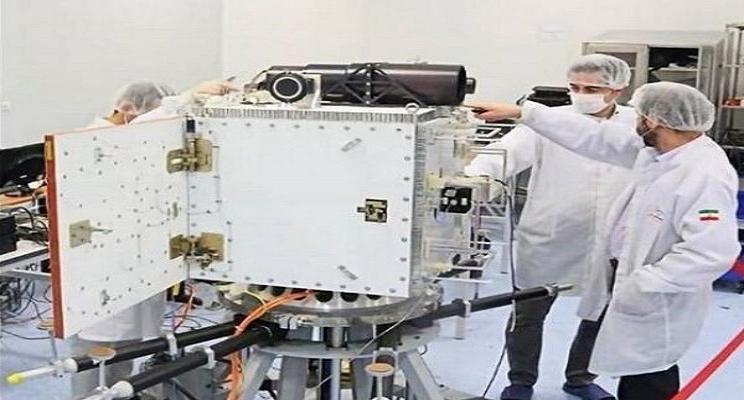 تستهای نهایی ماهواره پارس ۱