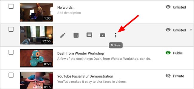 دانلود ویدیوها شخصی در یوتیوب