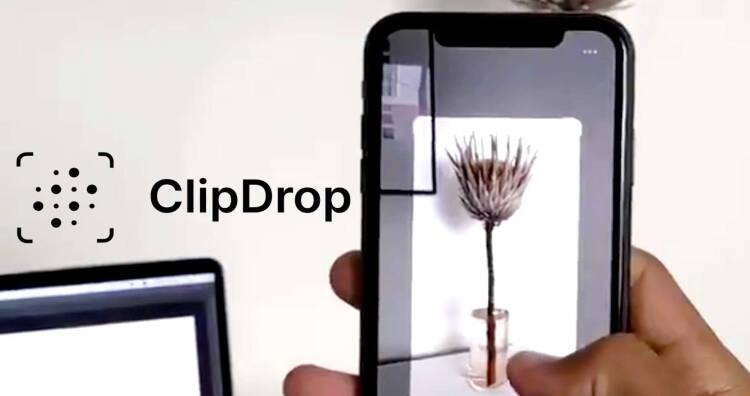 برنامه Clipdrop
