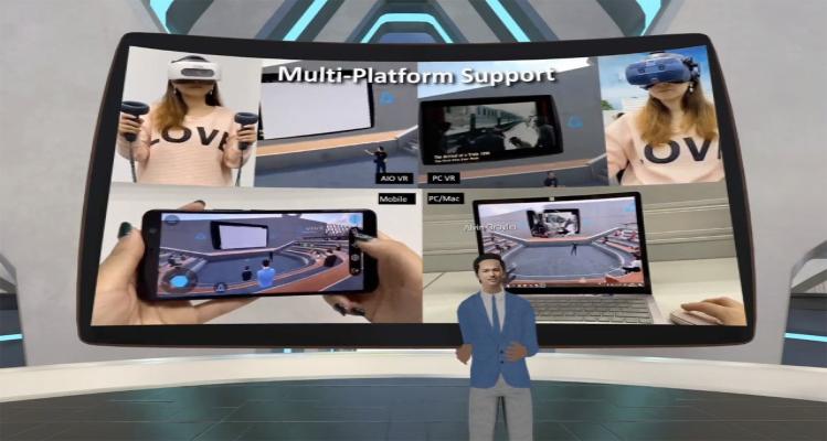 برنامه Vive XR Suite کمپانی HTC آماده همکاری با واقعیت مجازی