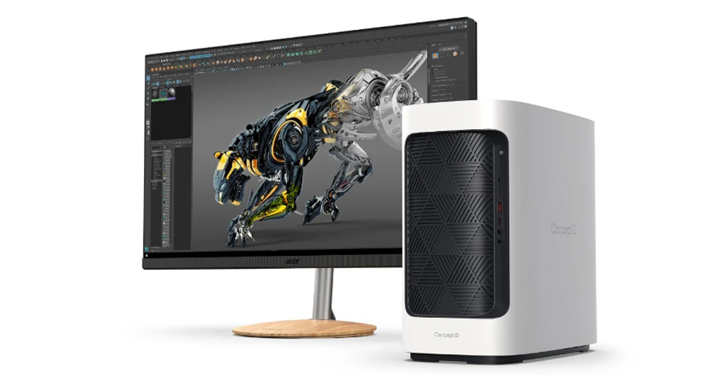 محصولات جدید سری ConceptD ایسر به زودی عرضه می شوند