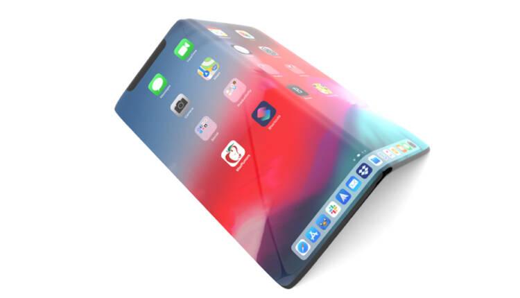 پتنت جدید اپل از نمایشگرهای نشکن برای دستگاه های انعطاف پذیر خبر می دهد