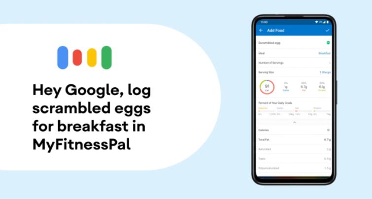 همکاری دستیار صوتی گوگل با دیگر اپلیکیشنها