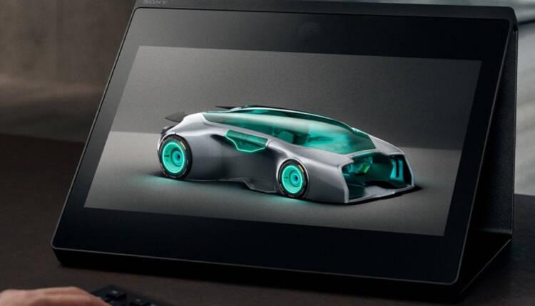 نمایشگر SR سونی امکان مشاهده اشیاء سه بعدی را فراهم می آورد