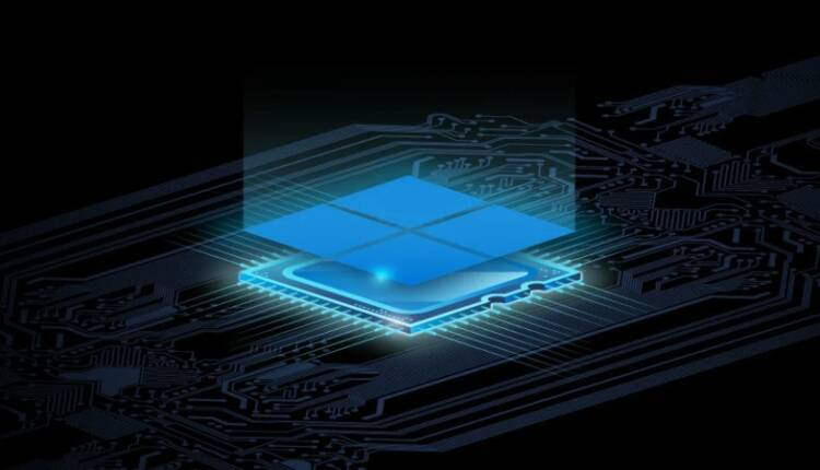 ماکروسافت چیپست پلوتون را برای کامپیوترهای ویندوز معرفی کرد