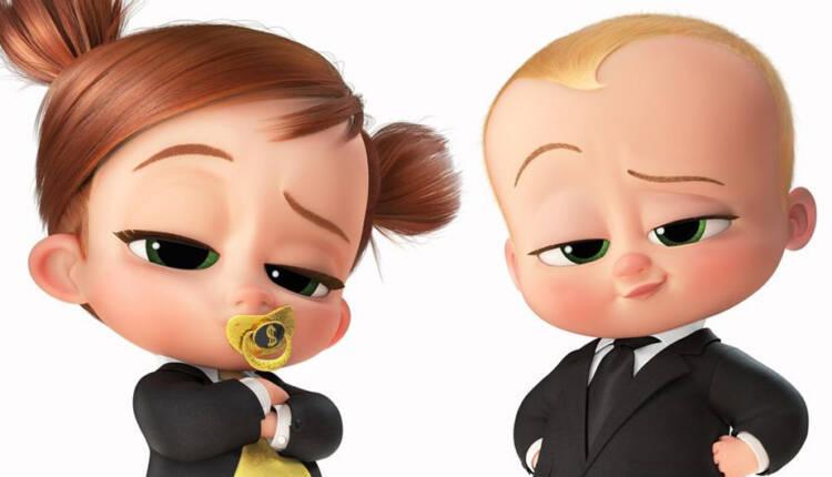 تریلر جدید انیمیشن The Boss Baby 2 منتشر شد