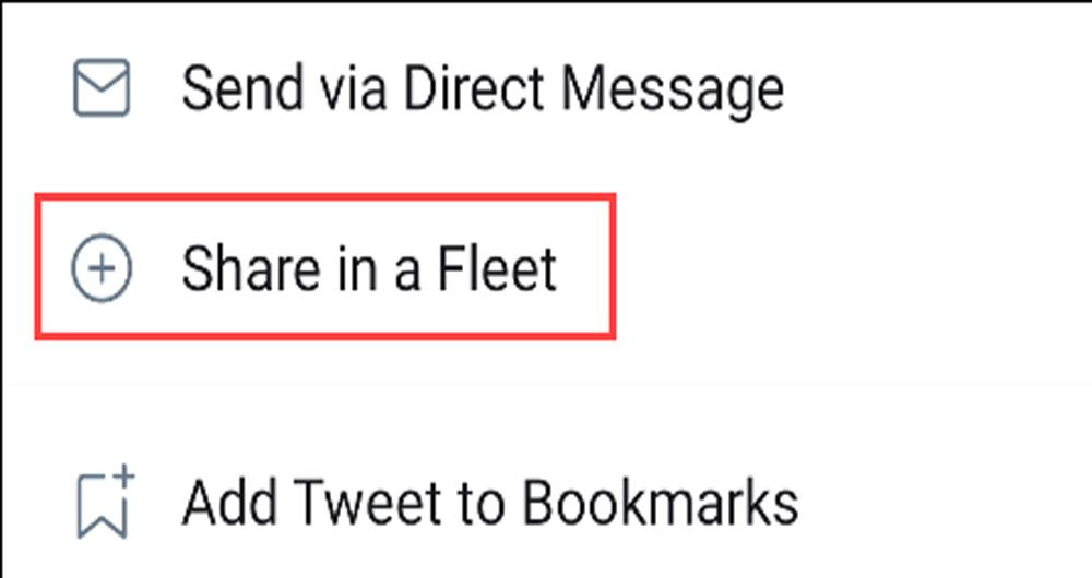 قابلیت Fleets