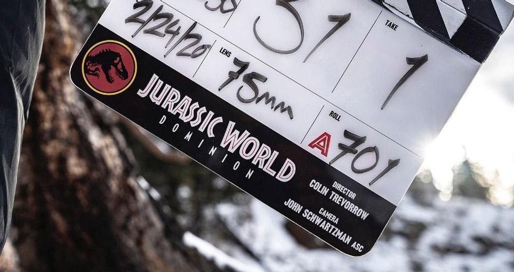 مراحل فیلم برداری Jurassic World: Dominion رسما به پایان رسید