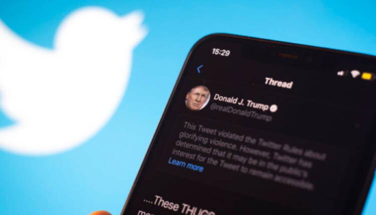 بازگشت محدودیت ها به حساب توییتر دونالد ترامپ