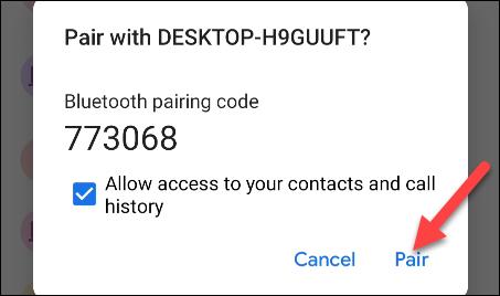تماس صوتی در ویندوز 10