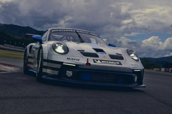 شرکت پورشه از مدل ویژه پیست جدید خود با نام پورشه 911 کاپ رونمایی کرد