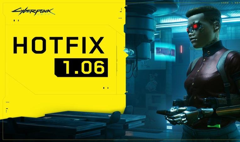 بهروزرسانی 1.06 بازی Cyberpunk 2077 برای رفع مشکل بازیهای ذخیره شده