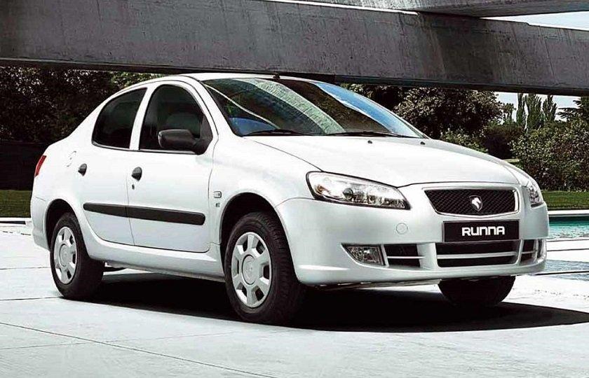 شرکت ایران خودرو از تولید رانا با سقف شیشهای و گیربکس شش سرعته خبر داد