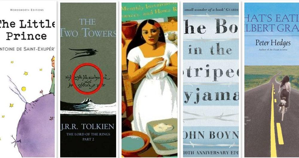 ده مورد از بهترین فیلم های اقتباس شده از کتاب های مشهور (بخش اول)