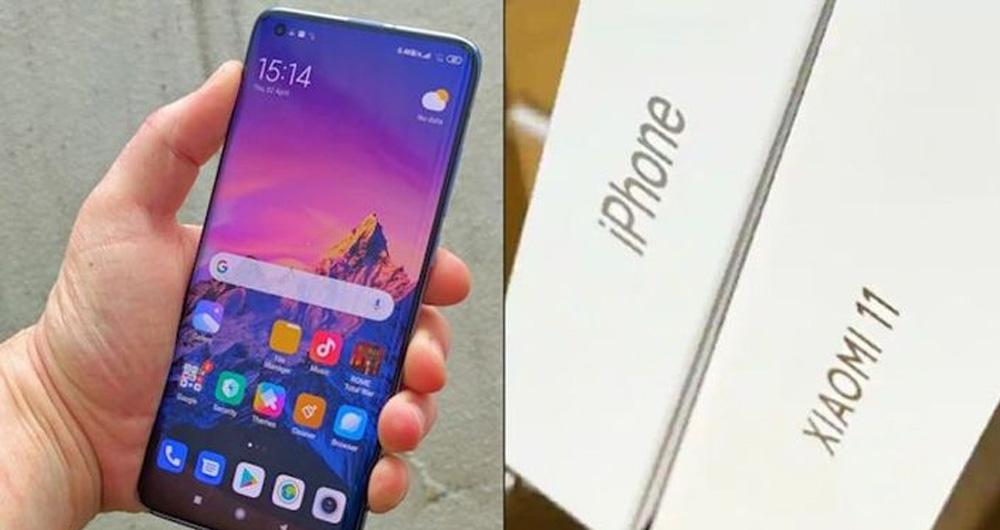 نبود شارژر در بسته بندی گوشی Mi 11 شیائومی تایید شد