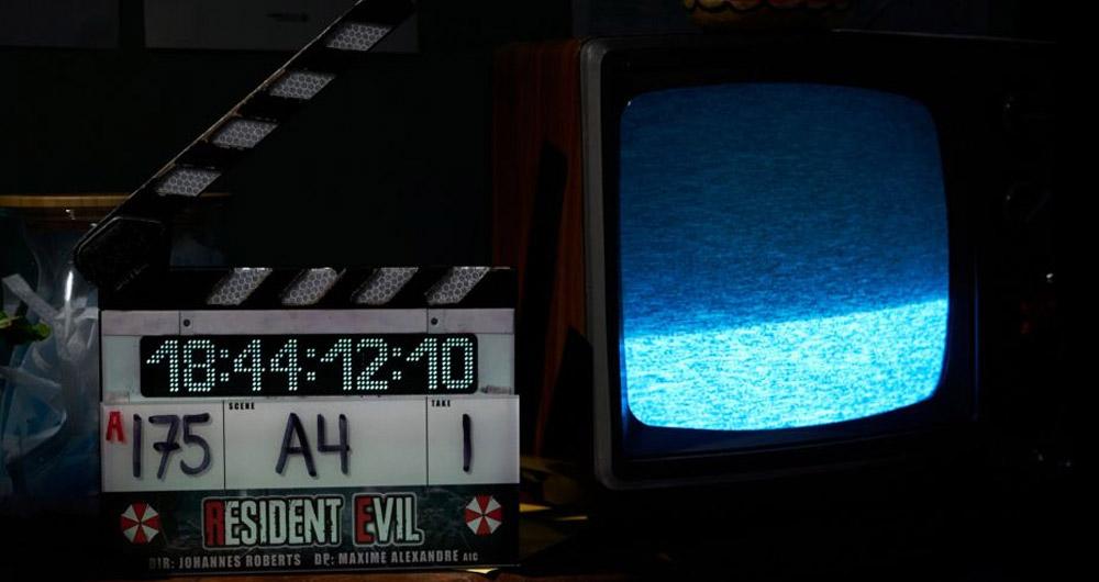 فیلم برداری ریبوت Resident Evil به پایان رسید