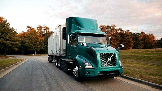 کمپانی سوئدی ولوو به تولید کامیون تمام برقی روی آورد