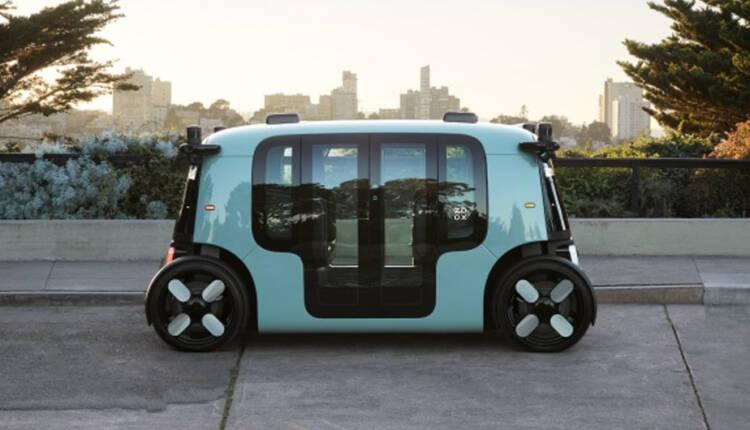 کمپانی آمازون از تاکسی روباتی Zoox با کنترل خودکار رونمایی کرد
