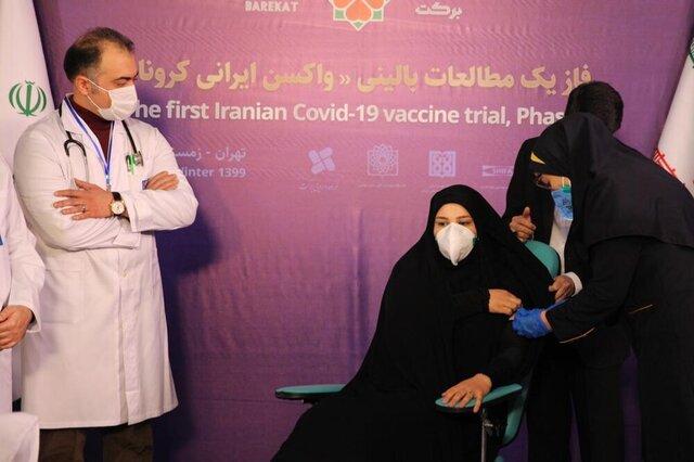 چهارمین گروه داوطلبین کارآزمایی واکسن کرونا تا چند روز آینده واکسینه میشوند