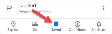 رستوران های بازدید شده در گوگل مپ