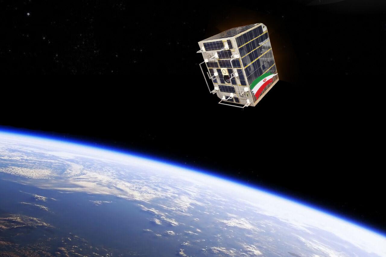 ماهواره پارس ۱ به سازمان فضایی ایران تحویل داده شد