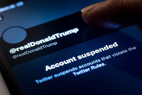 سلطنت ترامپ در برابر پلتفرمهای آنلاین