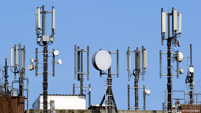 سازمان رگولاتوری از سامانه رصد امواج آنتنهای موبایل رونمایی کرد