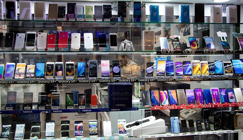 سرآشیبی جدید قیمت گوشی پس از تخصیص ارز برای واردات موبایل