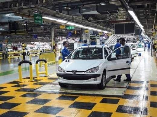 کاهش قیمت خودرو در پی نزول نرخ ارز و افزایش تولید