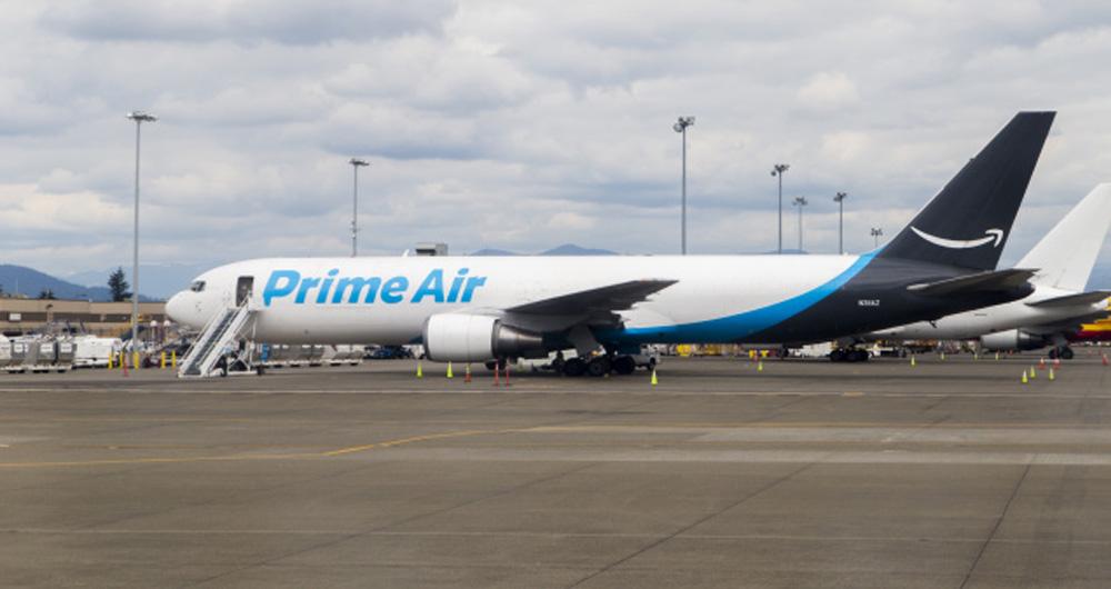 آمازون جهت گسترش سرویس Prime Air یازده هواپیمای بویینگ خریداری می کند