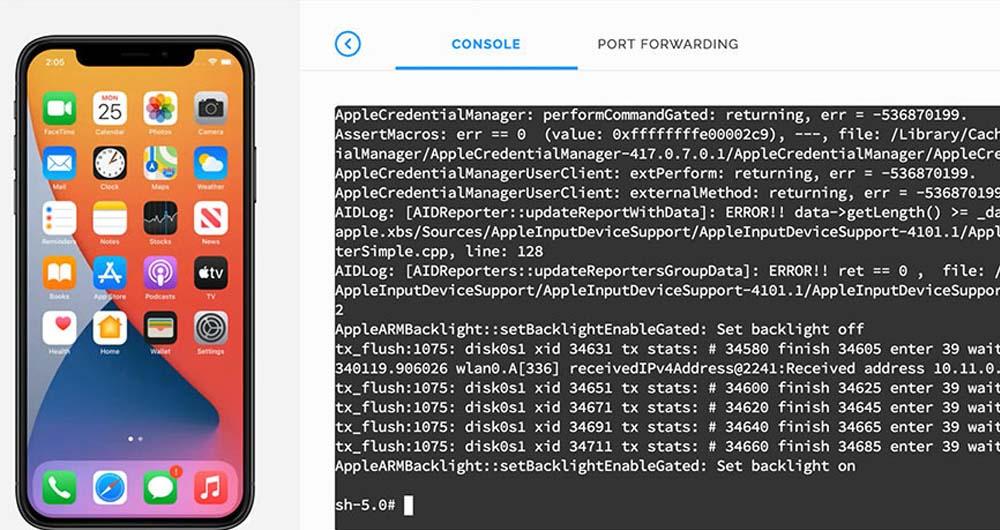 کورلیوم امکان مجازی سازی دستگاه های iOS را برای عموم آزاد کرد
