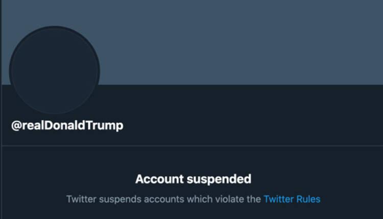 حساب توییتر دونالد ترامپ مسدود شد؛ این بار برای همیشه