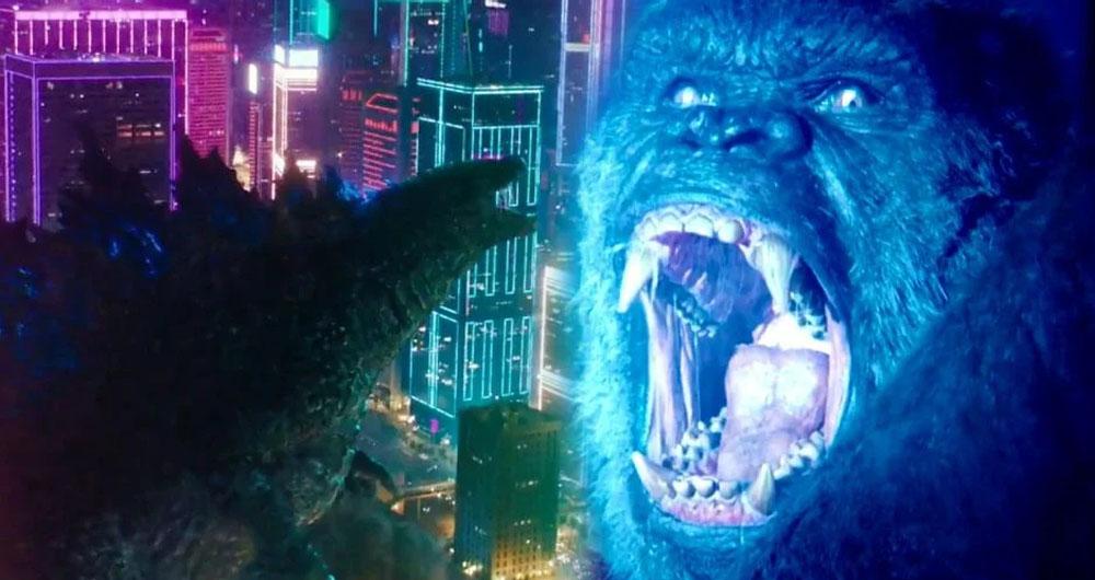 تریلر رسمی فیلم Godzilla vs. Kong بالاخره منتشر شد