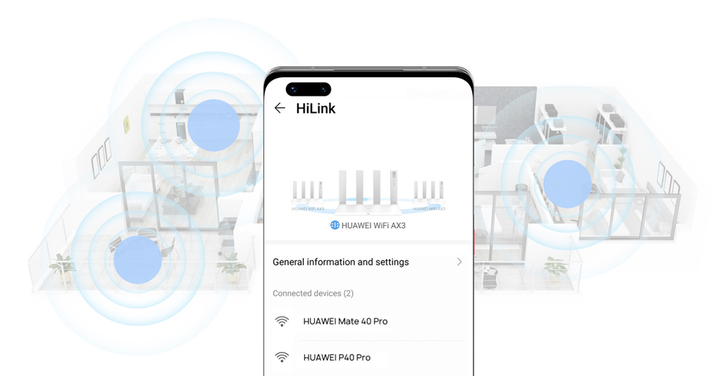 رشد باورنکردنی HiLink هوآوی و ارائه خدمات به یک میلیارد کاربر