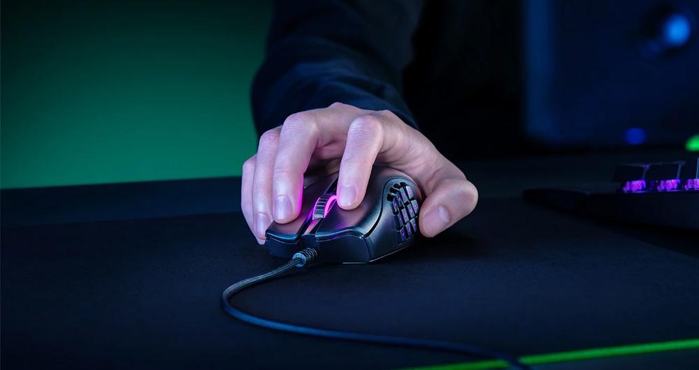 ماوس گیمینگ Naga X ریزر با دوازده دکمه جانبی سفارشی از راه می رسد
