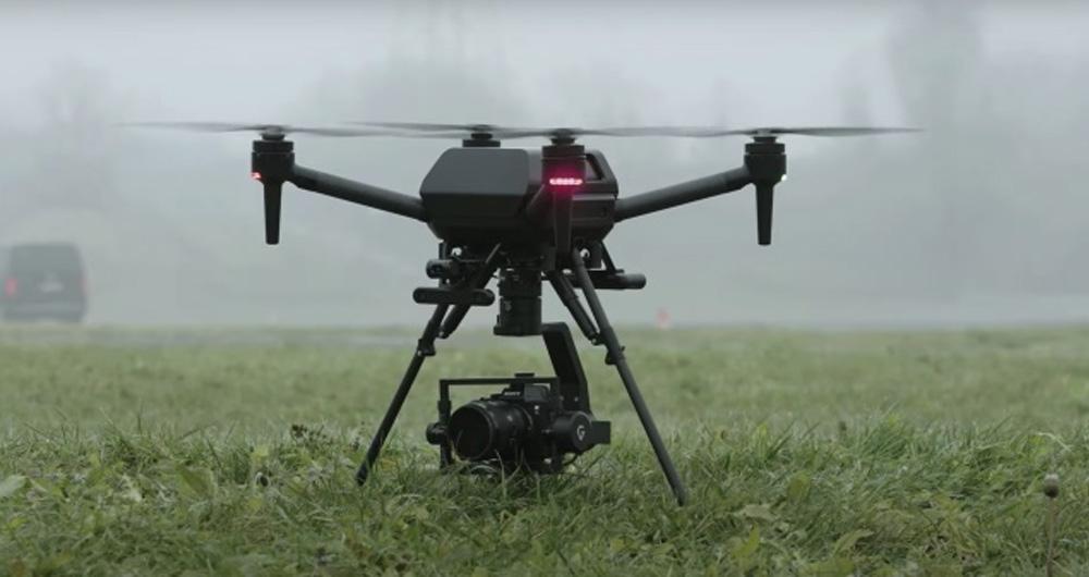 پهپاد Airpeak سونی ؛ مناسب برای فیلم سازان خلاق و ماجراجو