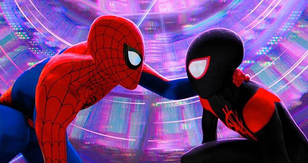 تصاویر فیلم Spider-Verse 2 از وجود یک اسپایدرمن جدید خبر می دهند