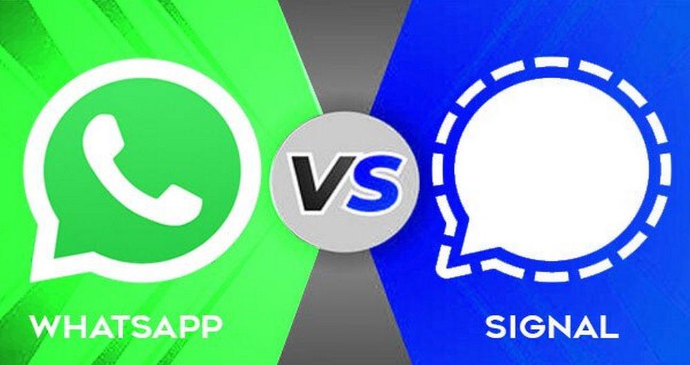 با 15 ویژگی مشترک بین واتس اپ و سیگنال آشنا شوید