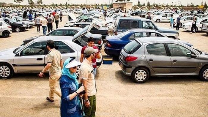 قیمت روز خودرو در بازار آزاد (ویژه یکشنبه 10 اسفند 99)