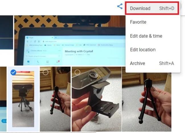 سرویس Google Photos